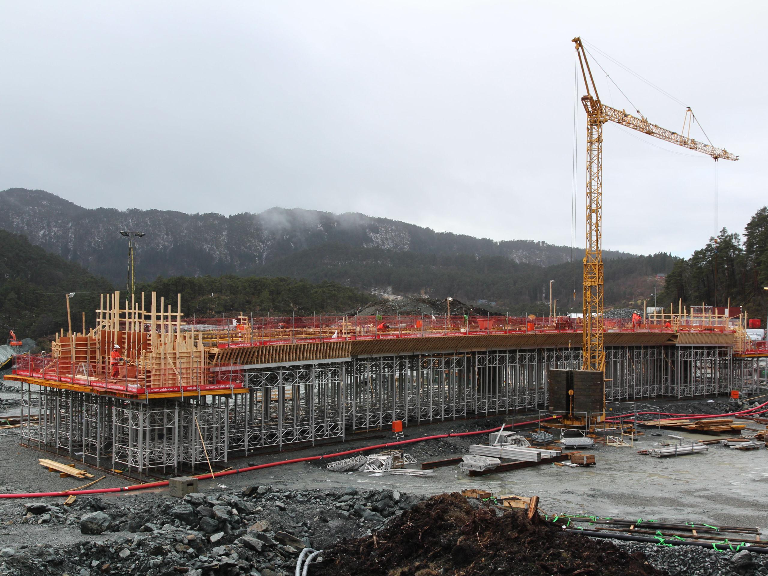 Se hvilke prosjekter vi jobber med, hva vi har gjort og hva vi skal jobbe med i fremtiden